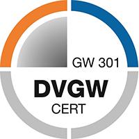 DVGW CERT 301